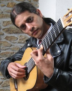 André Stern, guitare