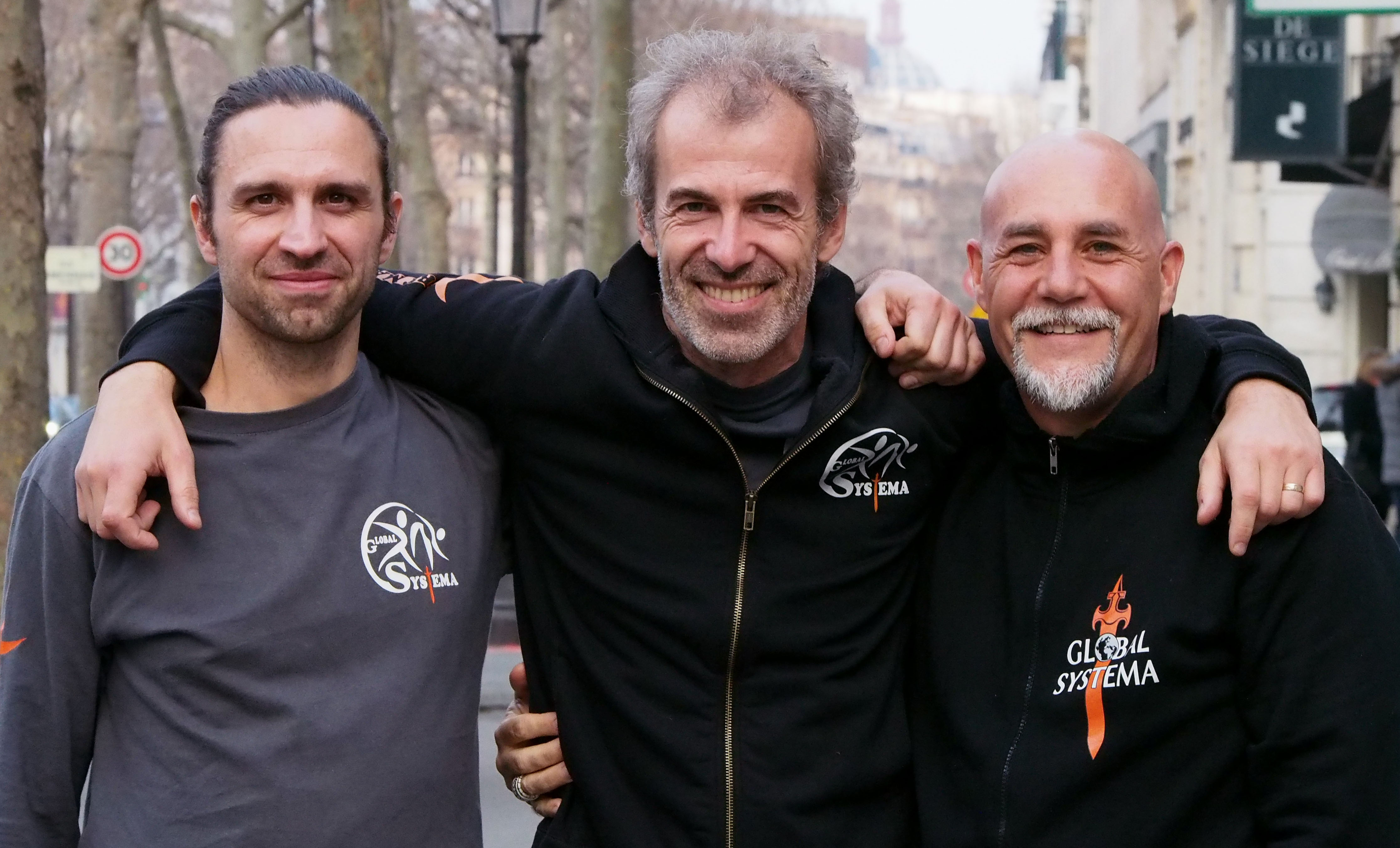 Global Systema - Olivier Putz, Jean-Marie Frécon, Manu Martin